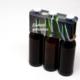 3er Aufsteckträger Motiv Eiskalt 0,33 Liter Longneck Flasche