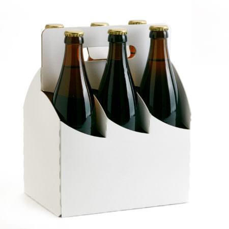 flaschentraeger 6erBasket einfaches und schnelles Handling im Verpackungsprozess
