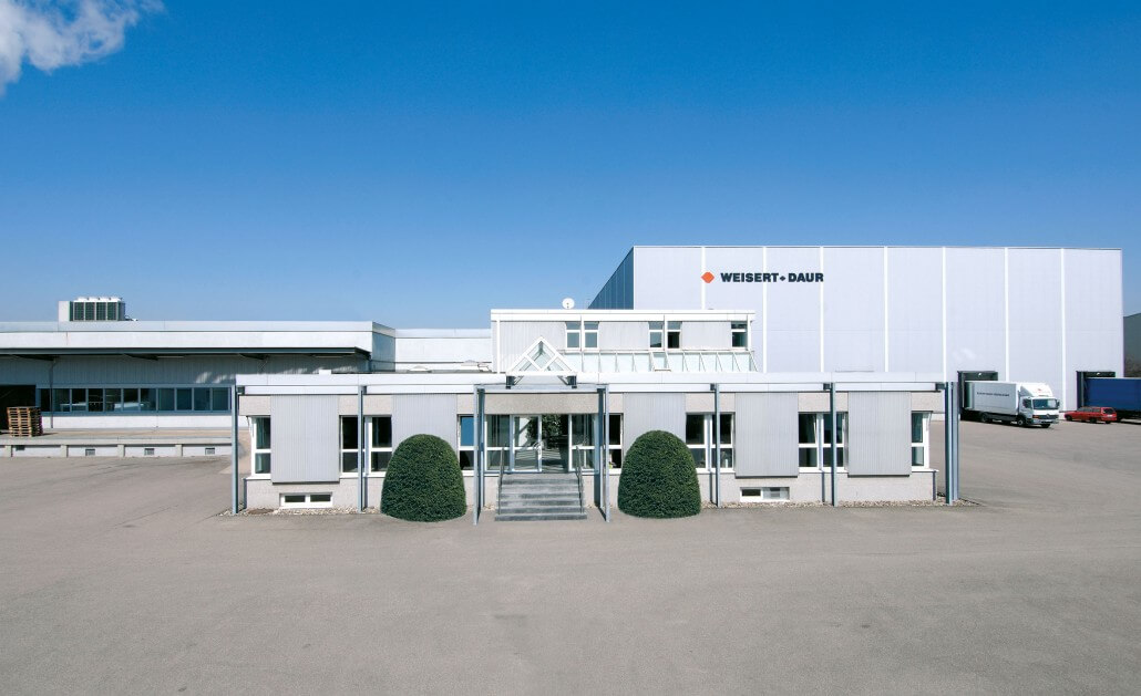 Weisert +Daur Firmengebäude