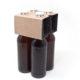 4er Flaschenträger Naturkraftkarton 0,33 Liter Longneck Flasche