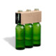 3er Flaschenträger 0,33 l Longneck Naturkraftkarton