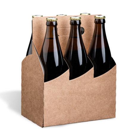 6er Basket Naturkraftkarton 0,5 l Flasche