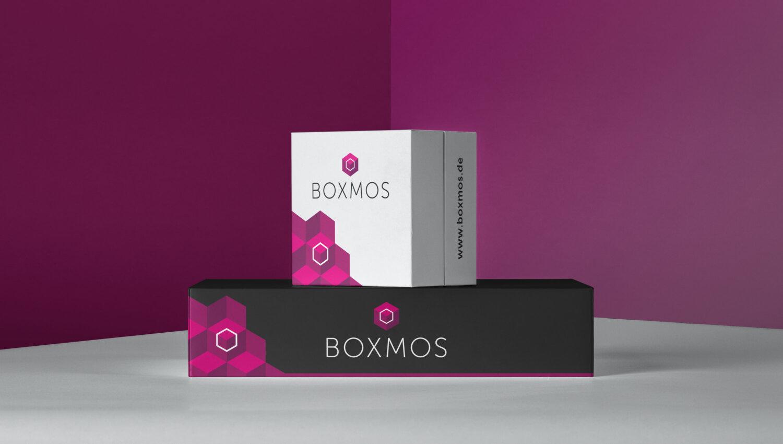 Verpackungen im Boxmos Design